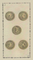 Five of Coins